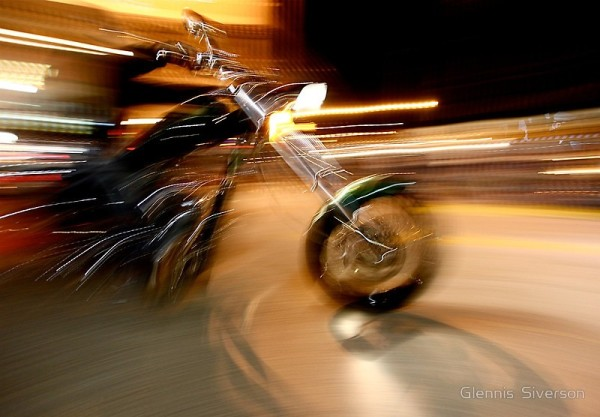 motorcyle-abstract-light