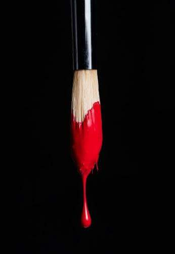 red-paint-painting-drip