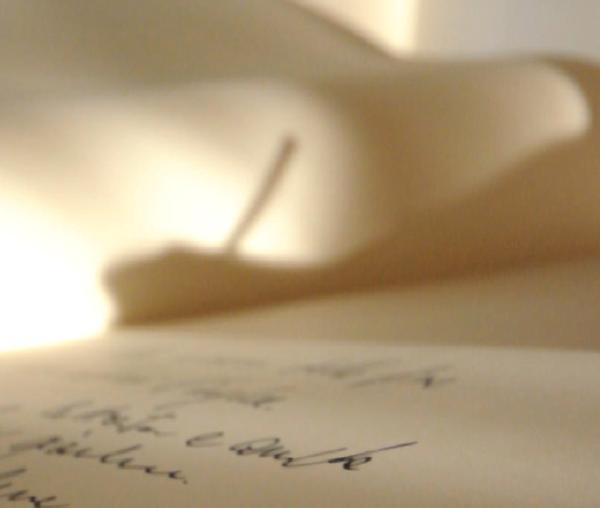 handwriting-light