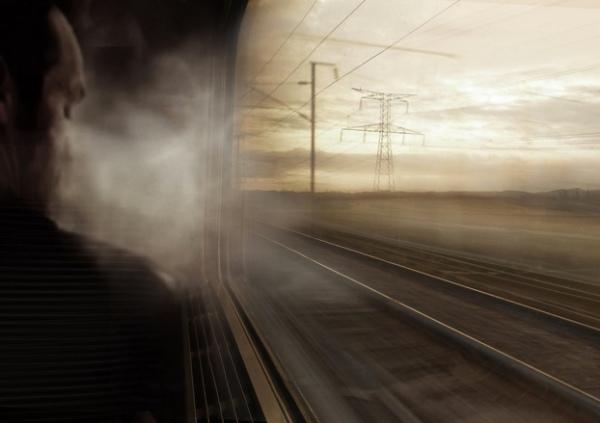 train-passenger