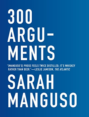 300-arguments-sarah-manguso-book-cover