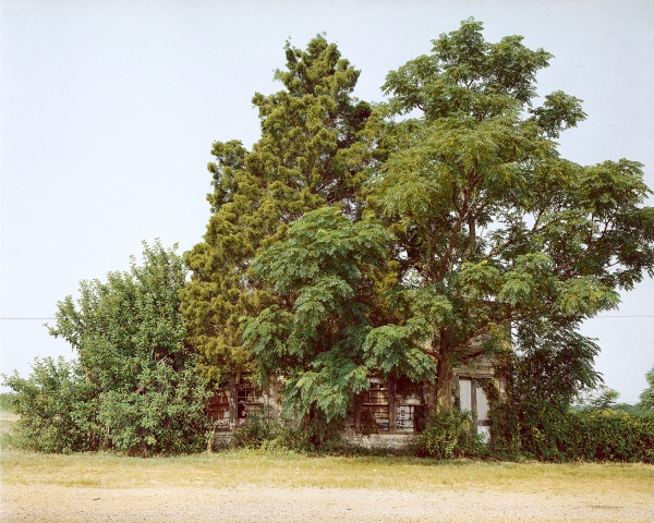 william-christenberry-palmist-building-summer-alabama