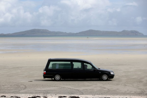 manchester, Barra,scotland,terrorist,hearse,