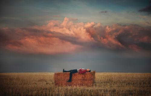 bale-hay